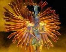 Danse des mille mains I