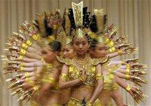 Danse aux mille mains II